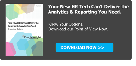 Know Your Options - HR Analytics and Reporting