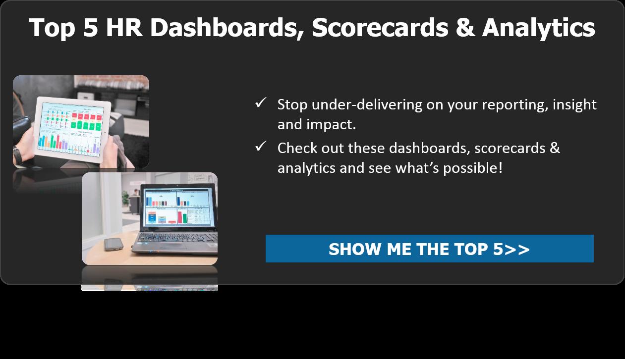 HR Dashboards Scorecards Analytics Top 5
