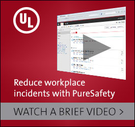 Reduce workplace incidents with PureSafety. Watch a brief video >