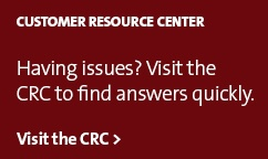 Visit the CRC to find answers quickly.