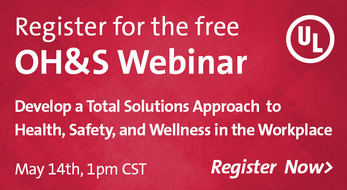Register for the free OH&S Webinar