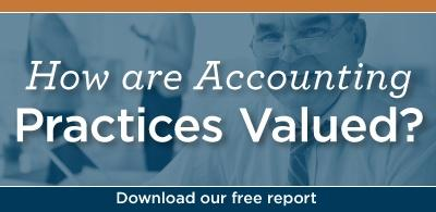 CPA Practice Sales