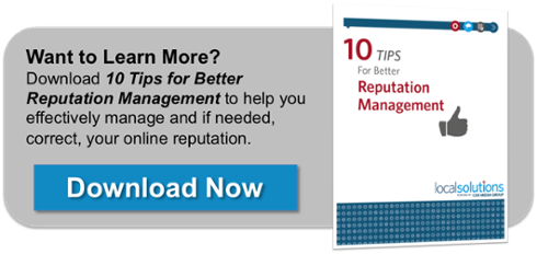 10 Tips for Better Online Reputation Management
