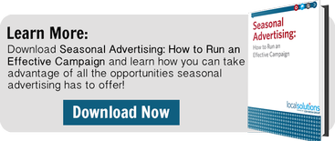 How to run an effective seasonal advertising campaign