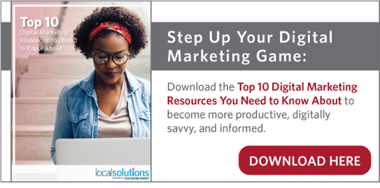 Top 10 Digital Marketing Resources