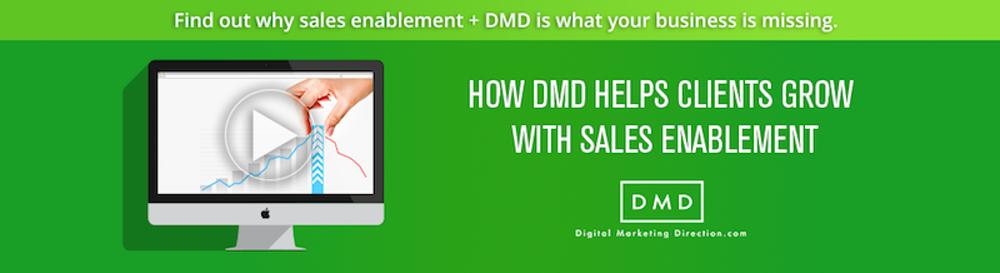 sales enablement testimonial video