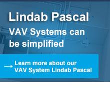 VAV System Lindab Pascal