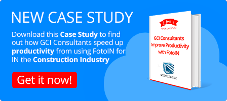 GCI saves time by using photo documentation