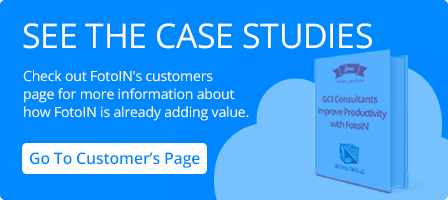FotoIN customers and case studies