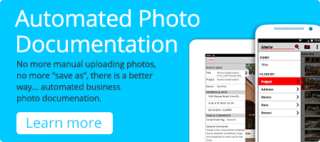 Features of Automated Photo Documentation