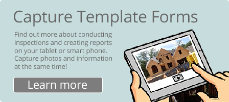 Capture template forms save you time and ensure compliance