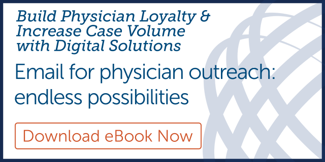 digital solutions for physician loyalty