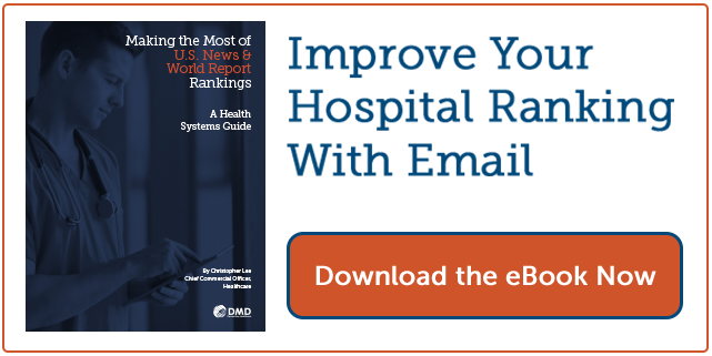 learn to improve your hospital ranking with email ebook