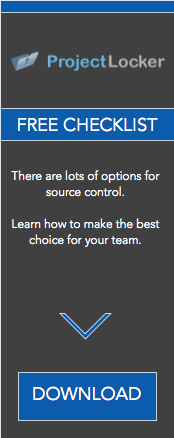 Free Checklist: How to Choose Source Control for your Project