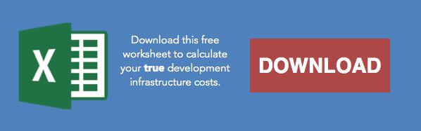 Infrastructure Cost Worksheet