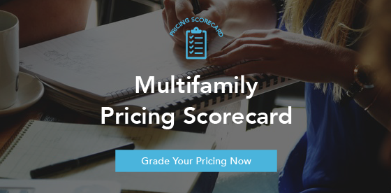 Multifamily Pricing Scorecard