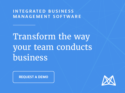 Integrated Business Management Software