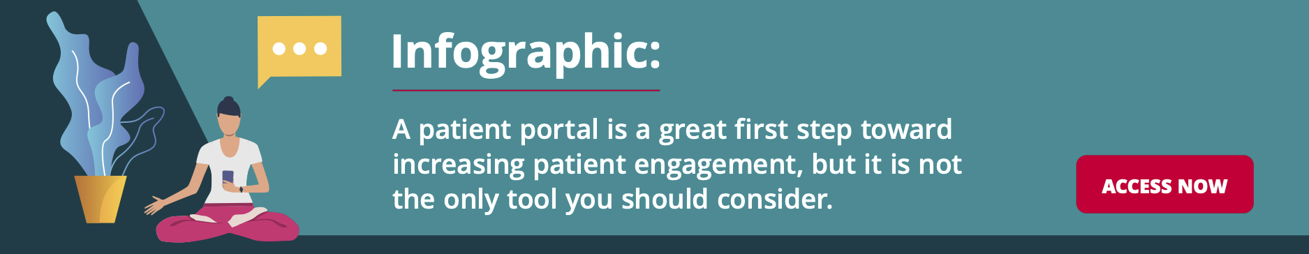 Why Patient Engagement Requires a Platform