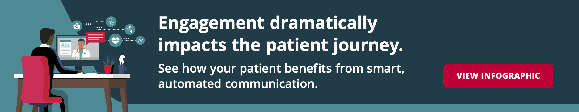 [Infographic] The Journey to Better Patient Engagement