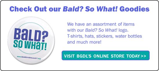 Bald? So What! Store