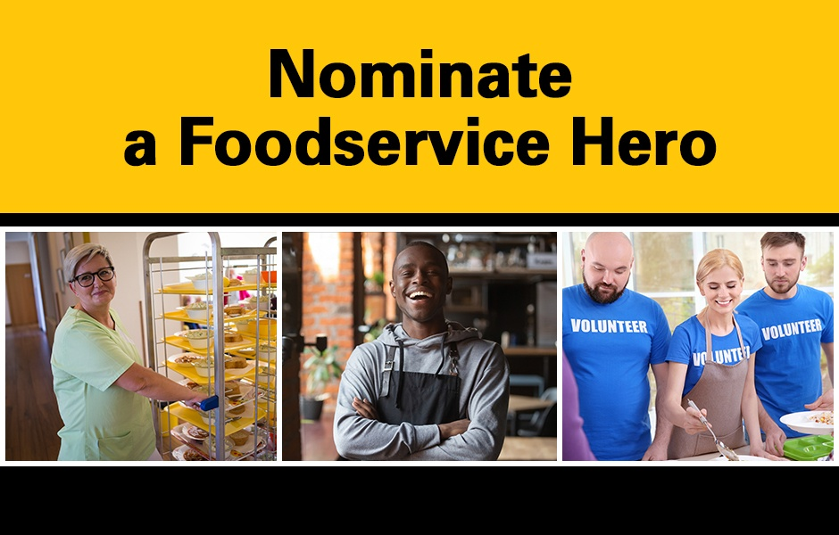 Nominate a Foodservice Hero