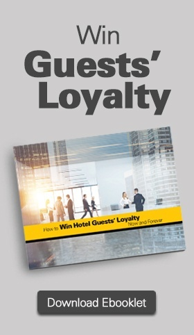 Win Hotel Guest's Loyalty