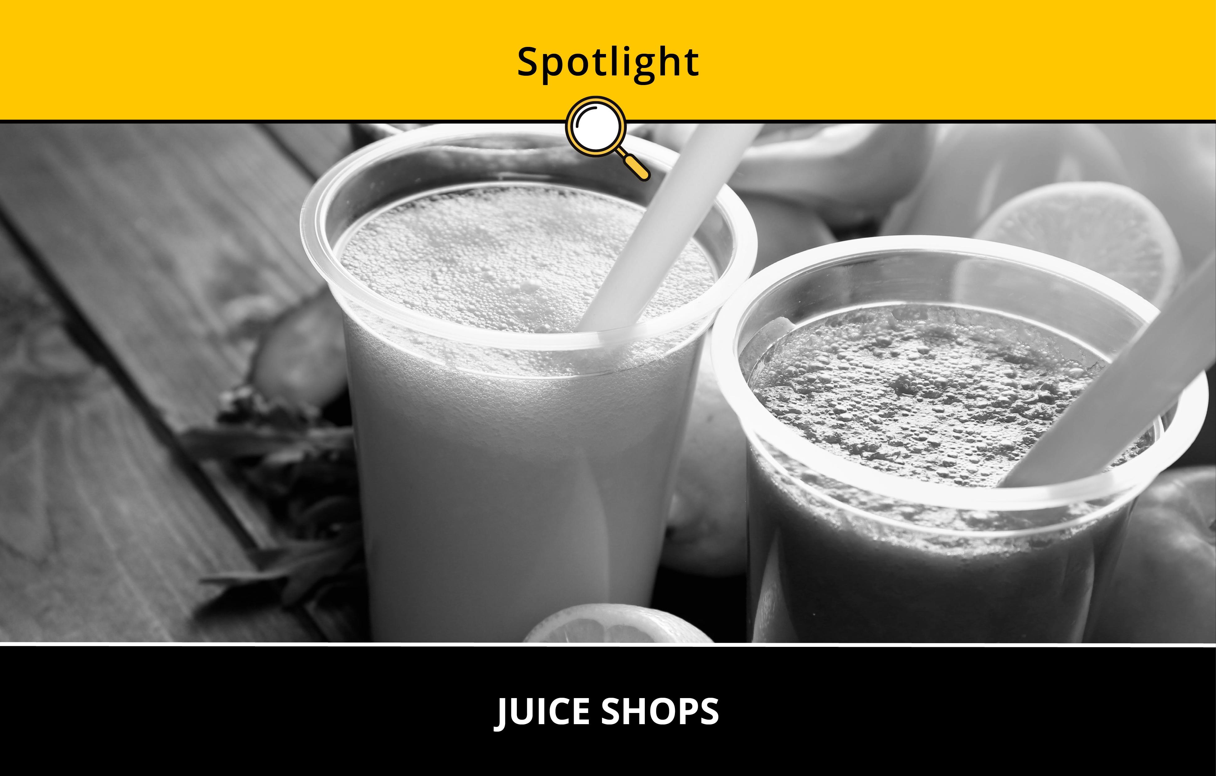 Juice Shops