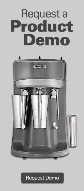 Product Demo Triple Spindle Mixer