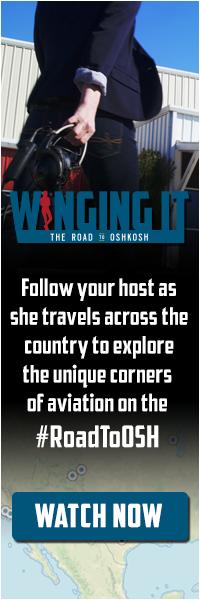 Winging It - The Road to Oshkosh