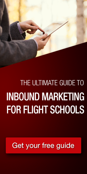 Inbound Marketing for Flight Schools