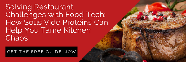 Solving Restaurant Challenges with Food Tech