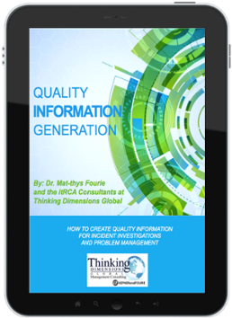 Quality Information Generation