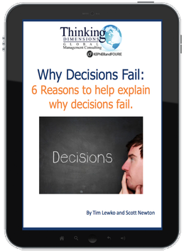 Why Decisions Fail Ebook