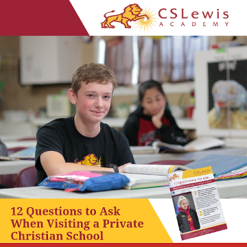 12 Questions to Ask When Visiting a Private Christian School