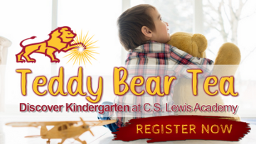RSVP For Our Teddy Bear Tea | C.S. Lewis Academy