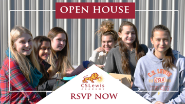 RSVP Now: Open House