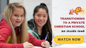 Transitioning to Private Christian School | C.S. Lewis Academy