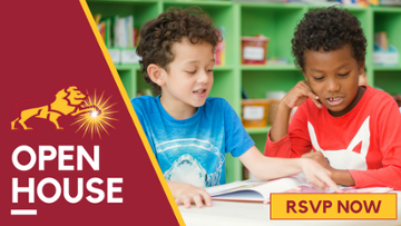 RSVP For Our Open House   C.S. Lewis Academy
