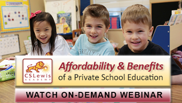Webinar: Affordability & Benefits of a Private School Education