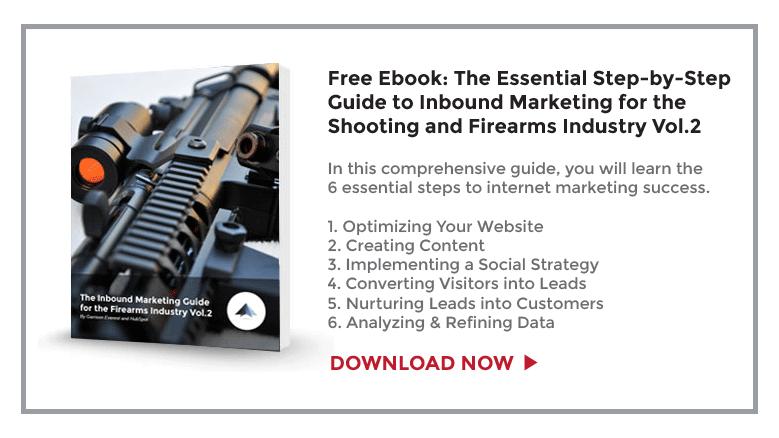 Free Marketing Firearms Ebook