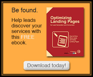 Start optimizing your pages