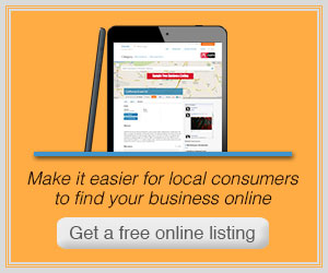Get your listing for free!