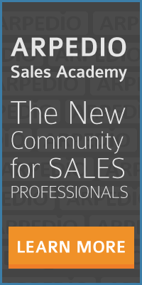 ARPEDIO Sales Academy - Learn More