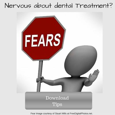 Nervous of dentist Newbury
