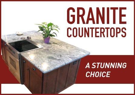 Granite Countertops, A Stunning choice!