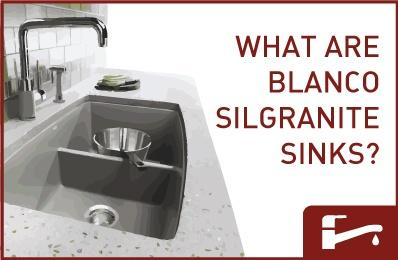 What are blanco silgranite sinks?