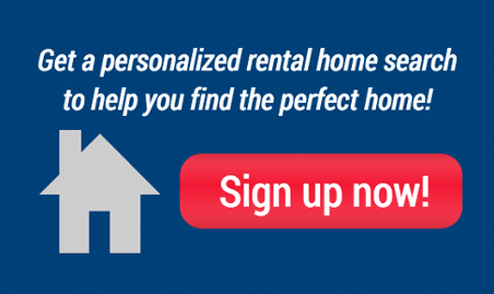 Personalized rental home search