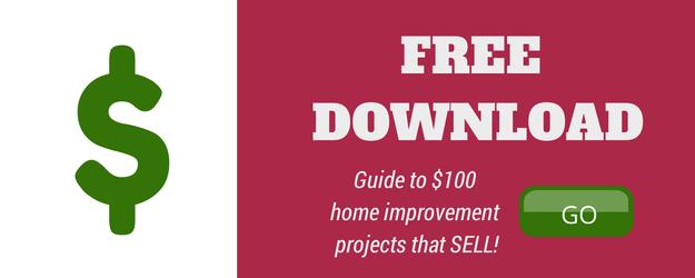 $100 home improvements