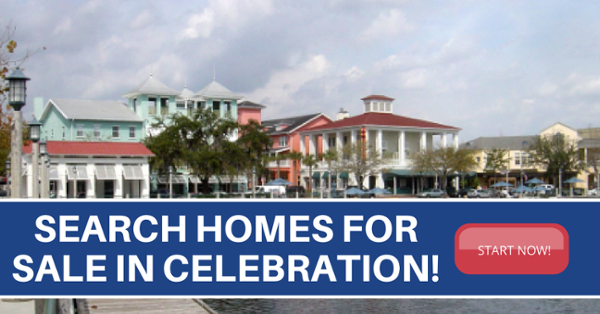 homes for sale in celebration