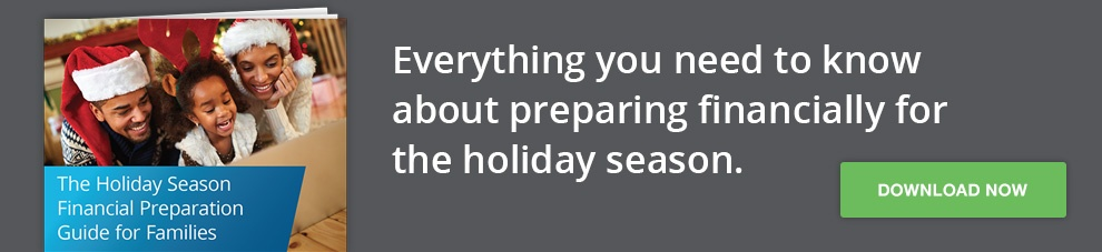 The Holiday Season Financial Preparation Guide for Families
